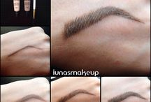 MAKE-UP: Brow