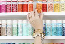 Craft Storage / by Amanda McCarthy