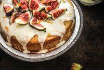 Desserts: Cakes