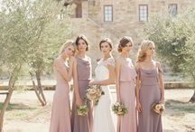 Wedding Color Palette / by Bride & Blossom
