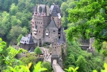 CASTLES - AROUND THE WORLD / A castle is considered a a private fortified residence and this is my collection of them from all of around the world.