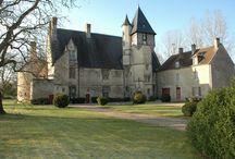 Château de Villemenant dans la Nièvre / Le ravissant château de Villemenant vient de rejoindre le groupement Votre château de famille, bientôt sur www.votre-chateau-de-famille.com