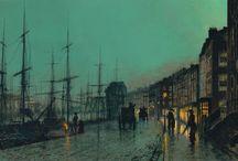 Painters - John Atkinson Grimshaw