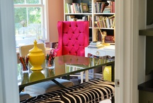 Office/Dressing Room/Craft Room Decor Ideas / by Christina Yeager