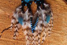 collier hibou