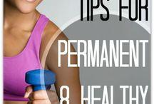 WEIGHT LOSS / Weight loss tips, tricks an inspiration