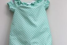 Projects for Baby! / Sewing, crafting, and other creative projects geared toward a little bundle of joy! / by Melanie Collette