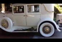 1929 Franklin Wedding Carriage