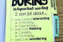 Reading class ideas