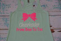 Cheer coach stuff / by Sarah Dainty