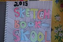 Sketch book skool / Beginners class