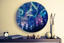 Paintings and other wall art