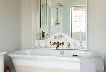 Beautiful Bathrooms / by Mel Bean of Austin Bean Design Studio
