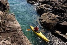Paddler's Paradise / Enjoy the water through #canoeing #kayaking #standuppaddleboard #boardsports #outdoors