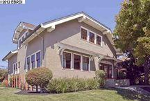 Craftsman / Bungalow / Notable East Bay craftsman real estate listings