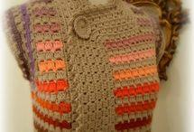Crochet- adult clothing