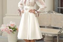 Блузка-юбка