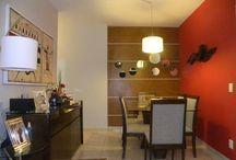 Sala de Jantar - Dining Room / Sala de Jantar, Inspiração.