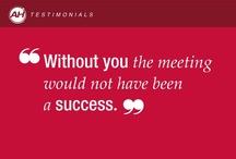 Testimonials / #testimonials #professional #creative