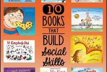 Books that build Social Skills