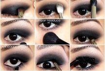 Maquiagem oriental