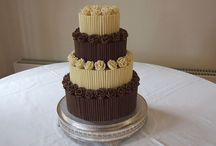 Cigarello Wedding Cakes