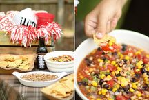Super Bowl, Football party ideas