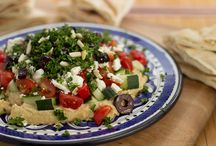 Hummus Heaven / Delicious, healthy recipes with hummus / by The Six O'Clock Scramble