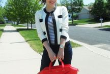 College Fashionista Summer 2014 / Spend the summer following me and my fashion journey on the latest college styles in Madison, WI and Chicago, IL!  / by Alyssa Cooper