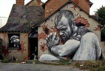 Grafite, Grafitti, Arte de Rua