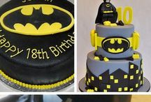 Cumple Fran Batman