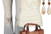 Clothes!!  / by Stephanie Starr Valentine