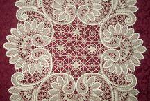 Lace , dantelle , crochet
