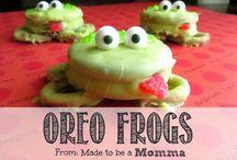 Flowers, Frogs & Butterflies Party