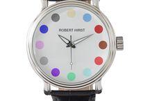 Robert Hirst Spot Watches