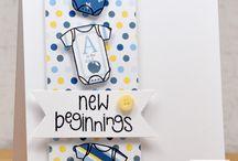 Детские открытки / baby card