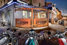 Triumph Motorcycles Store Munich
