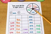 Writing for Kids / Learning to write for kids including printing neatly / handwriting and cursive writing.