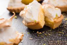 Mini-Tartes de Limão