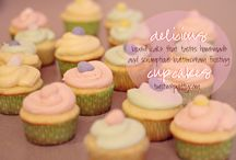 Party Cakes and Cupcakes / Cakes and cupcakes for all kinds of parties.
