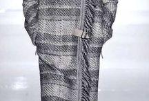 Прямое пальто / Шитьё