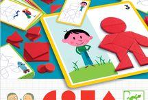 Djeco / Djeco kreatív játékok gyerekeknek