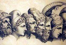 greek mythology / by Melissa Anderson