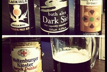 Beer / I'm interested in all kinds of beers, but I prefer different kinds of ales and dark beers. Life's too short to waste it on lousy beers.