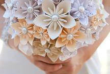 Vintage Bride ~ Bouquet Inspiration