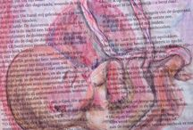 Bible (Art) Journaling / Bible (Art) Journaling ideas and examples.