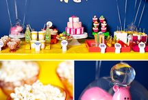 Hippo Themed Party Ideas / Hippos! / by Adventure Aquarium