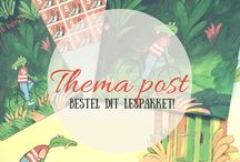 Kleuters thema post