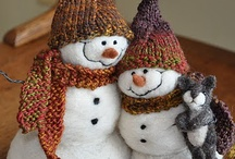 The Snowman Rules!!! / by Dolores Rafferty