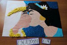 Δικά μου Δημιουργήματα! / Περιλαμβάνει ζωγραφιές δικής μου δημιουργικότητας!  Ελπίζω να σας αρέσουν!